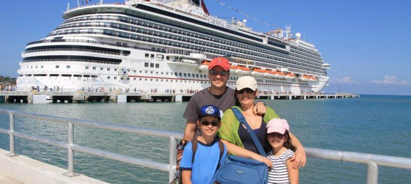 Круиз  до Източни Кариби с Carnival Breeze – част 1-ва – корабът