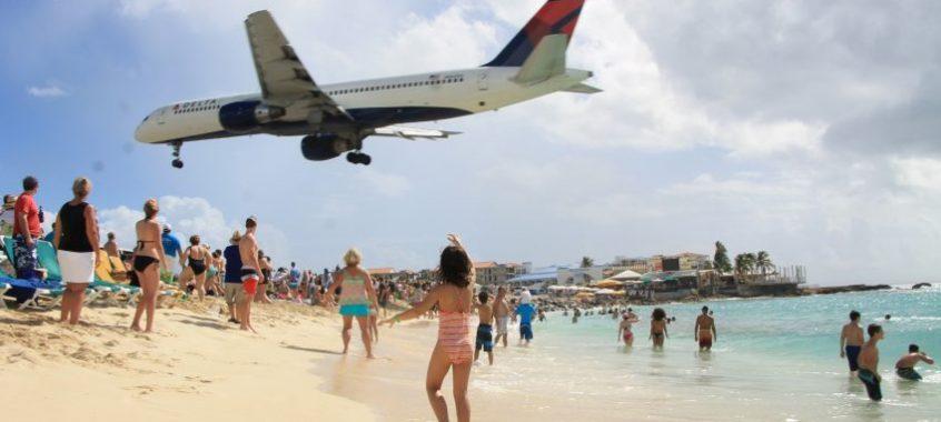 Круиз до Източни Кариби с Carnival Breeze – част 3-та – Сейнт Мартен /St Maarten/