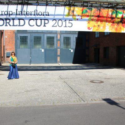 На световно първенство по флористика