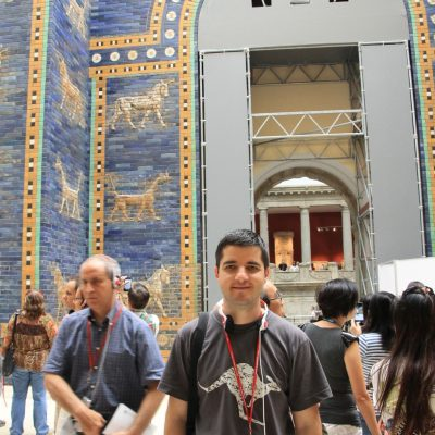 Ishtar gate Pergamon Berlin