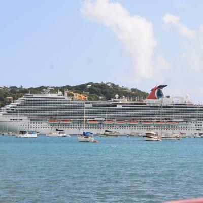 Прекрасния ни кораб Carnival Breeze