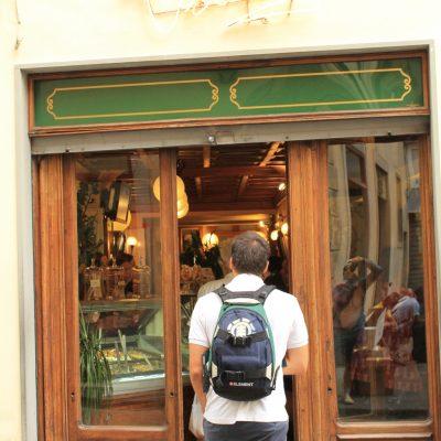 Gelateria Vivoli, първата сладоледаджийница във Флоренция и най-вкусния сладолед, който някога съм ял