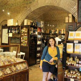 Enoteca in Montalcino