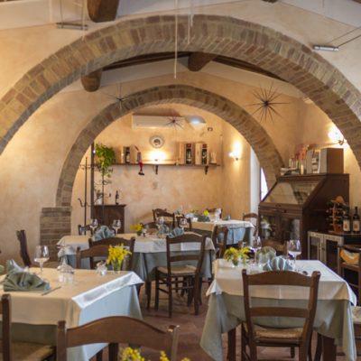 ресторанта на хотел Пиколо Сан Валентино