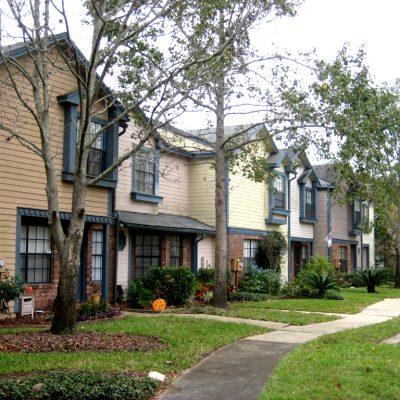Орландо - кварталите и къщите, в които живеят местните