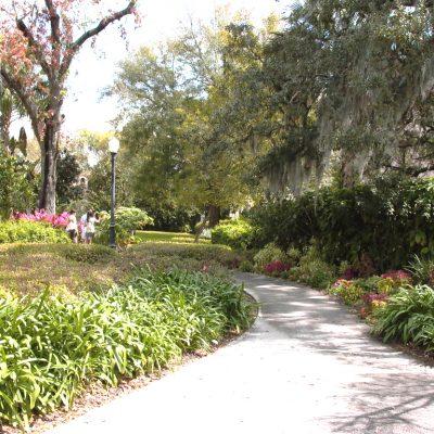 Най-престижния квартал в Орландо - Уинтър Парк /winter park/