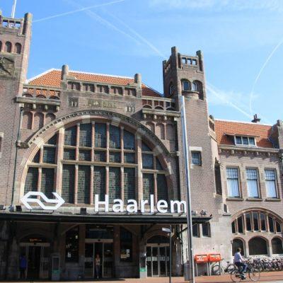 Централната гара на Харлем - отправна точка за разходка из града