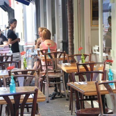 ресторантчета по уличките на Харлем