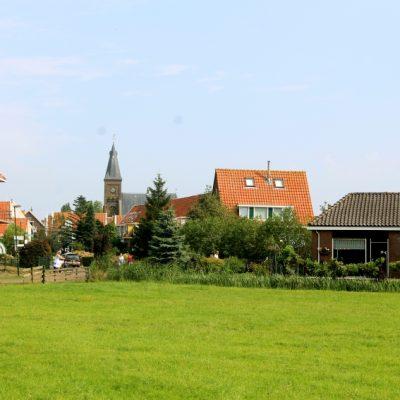 Градчето Маркен край Амстердам, Холандия