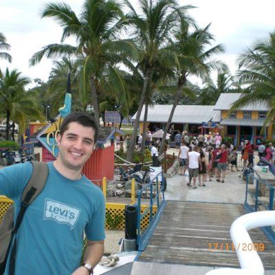 Добре дошли в Coco Cay :)