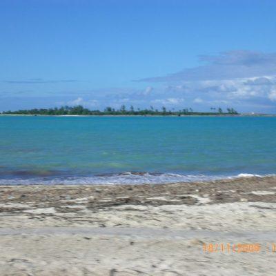 Cable beach, Nassau the Bahamas