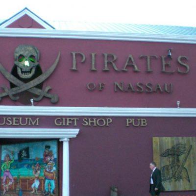 Музей на пиратите в Насау, Бахамски острови