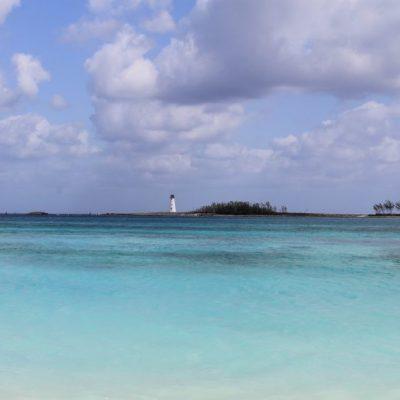 Плажът Junkanoo в Насау, Бахамски острови