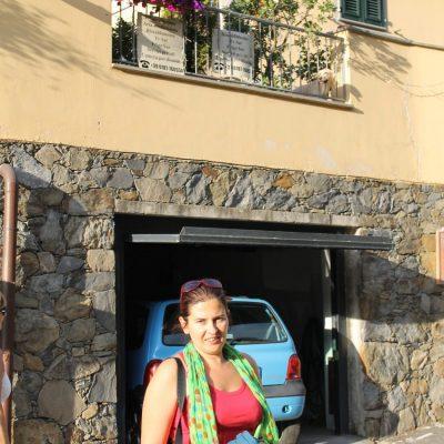 Хотелът ни в Риомаджоре