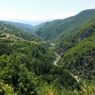 Река Канина край Ковачевица