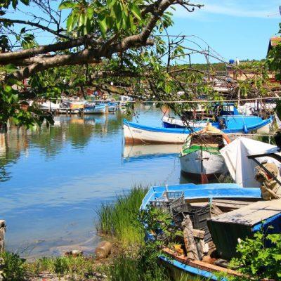 Рибарско селище Бургас