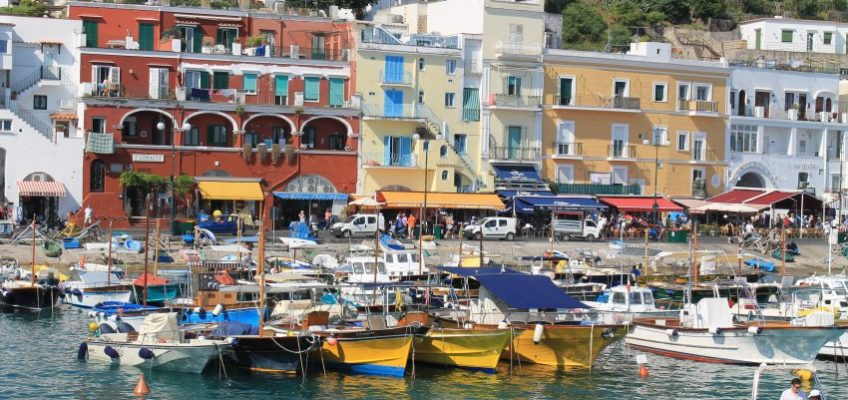 Capri iskand