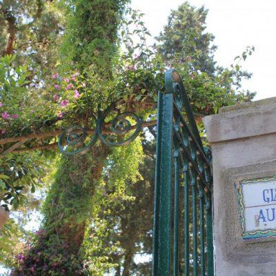 Градините на Август на остров Капри