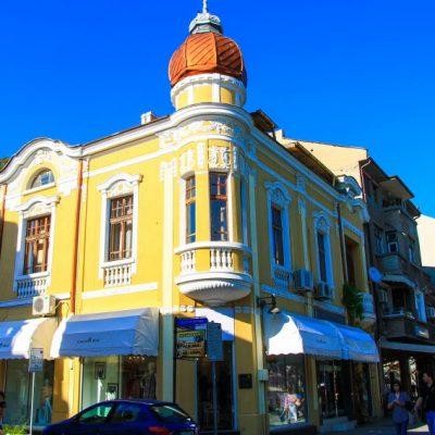 """сградите по улица """"Богориди"""""""