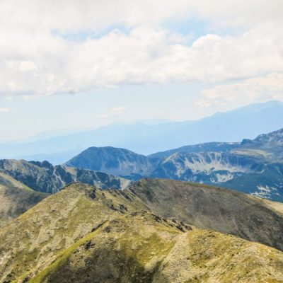Смайващите панорами от връх Мусала