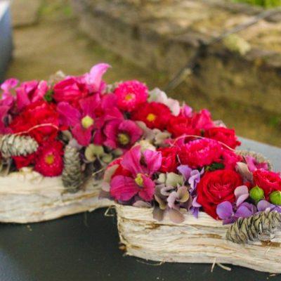 Цветя, красота и вдъхновение в Алден Бийзен