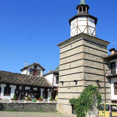 Трявна - часовниковата кула