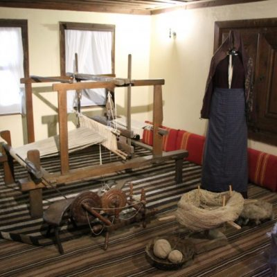 Дудековата къща в Панагюрище
