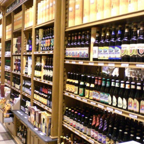 Белгийската бира име невероятно разнообрази е вкус