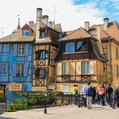 Колмар Франция