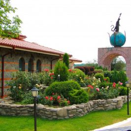 Ethnographic complex Damascena