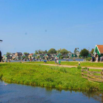 Етнографски комплекс Zaanse Schans