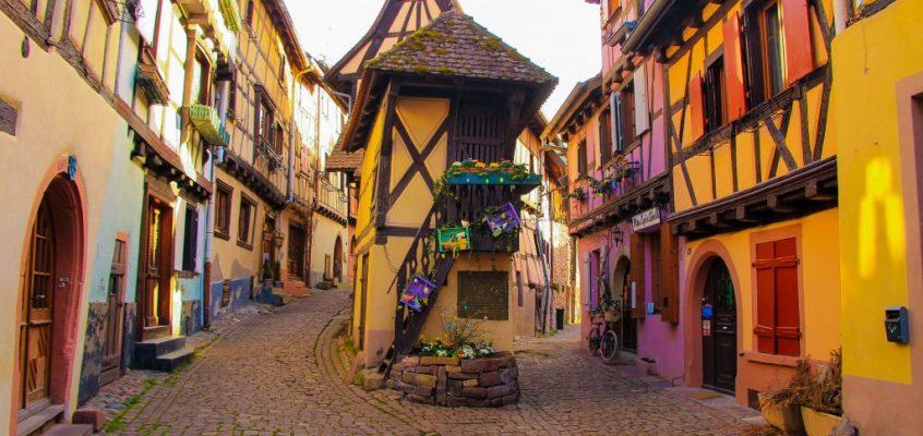 Егишем /Егисхайм/ – любимото село на Франция